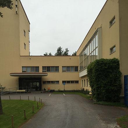 Östanlid sanatorium 2