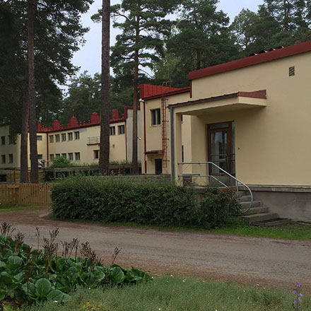 Östanlid sanatorium 3
