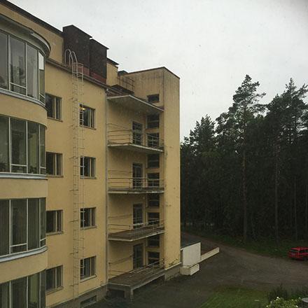Östanlid sanatorium 4