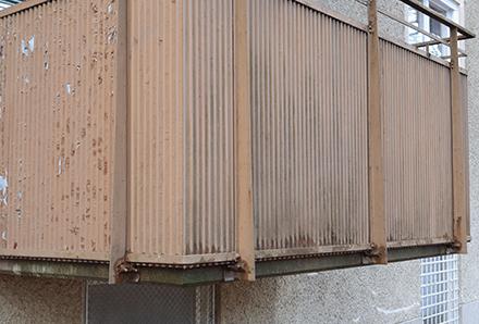 Balkong i Hökarängen 2