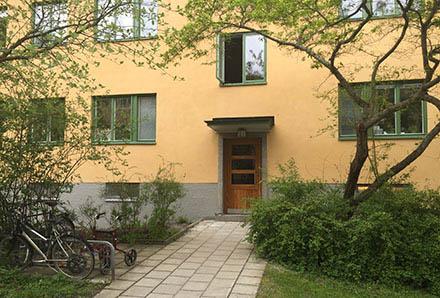 Barnrikehus SH renoverat