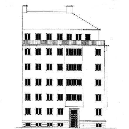 Brobyggaren 3 fasad