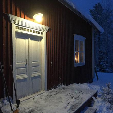 Dörren på vintern