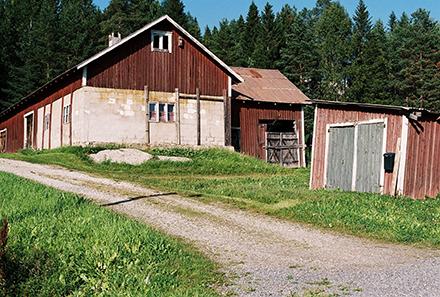 Förfallet på landsbygden 3