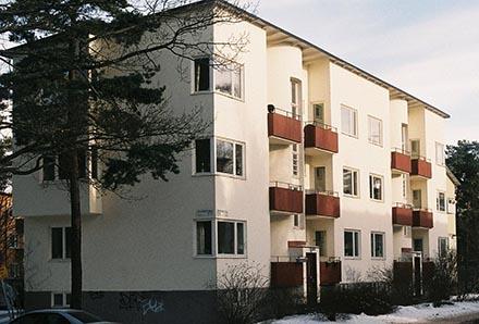 Finn Malmgrens väg 27-29 Ture Sellman