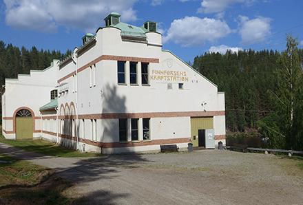 Finnforsens kraftstation 1