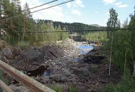 Finnforsens kraftstation 2