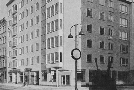 Götgatan 79 exteriör
