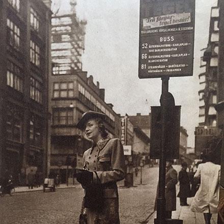 Hamngatan 1942 liten