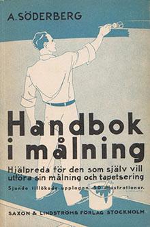 Handbok i målning 1