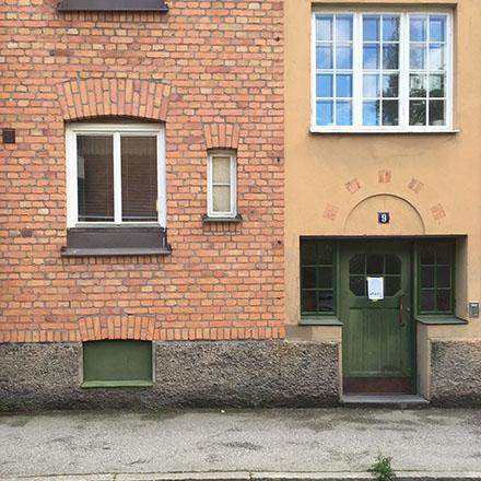 Hus i Råsunda