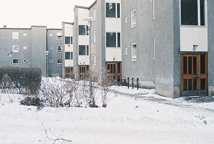 Hus i Vällingby