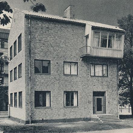 Institutet för försäkringsmatematik fasadbild