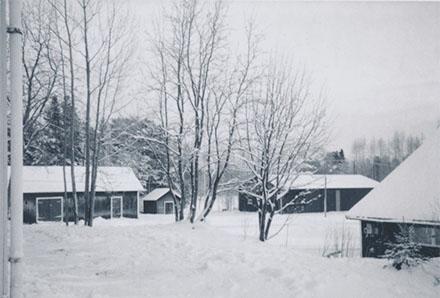 Julen i svartvitt 1