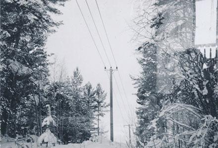 Julen i svartvitt 2