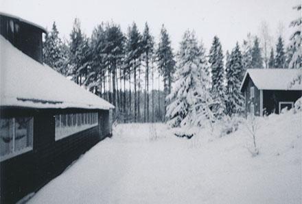 Julen i svartvitt 3