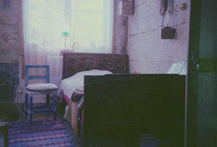 Julpolaroider 2014 farmorskammaren
