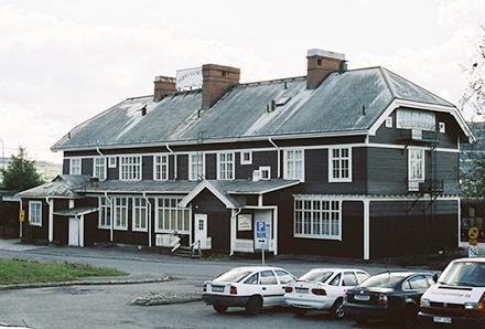 Kiruna Järnvägshotell