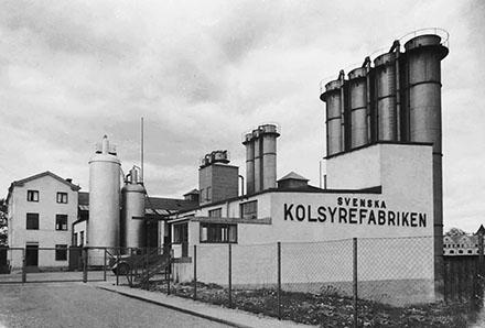 Kolsyrefabriken