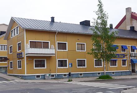 Luleå - balkonger