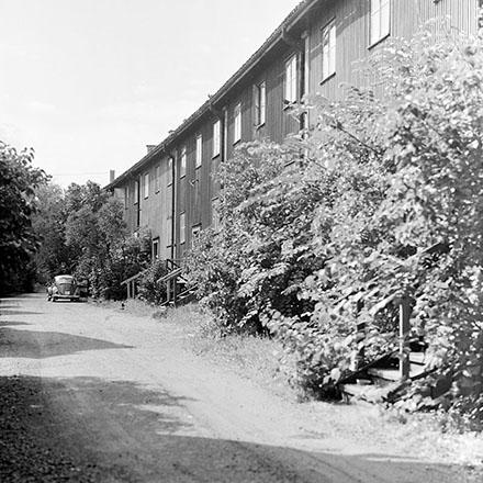 Nödbostäder Skånegatan 1