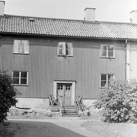 Nödbostäder Skånegatan 2