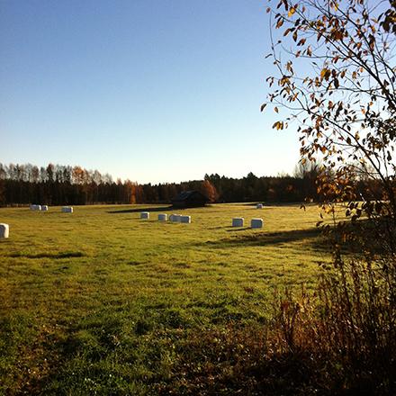 Norrbotten i oktober 1