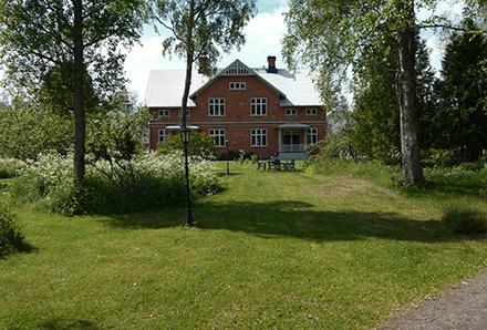 Norrbyskär - en förvaltarbostad