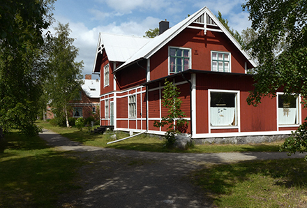 Norrbyskär - handelsboden