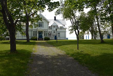 Norrbyskär - herrgården