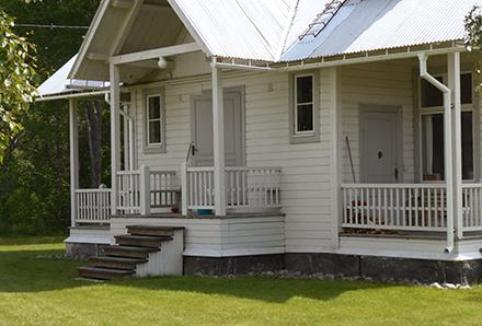 Norrbyskär - veranda