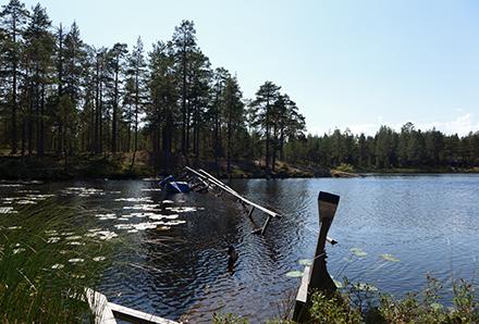 Paradissjön i Västerbotten 3