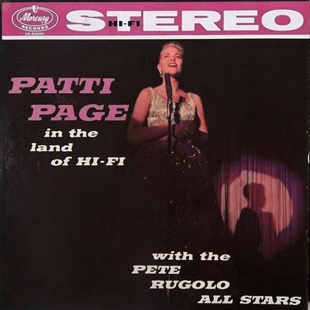 Patti Page In the land of hi-fi