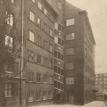 Runebergsgatan mindre