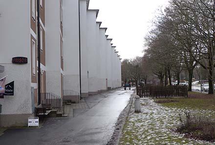 Snyggt hus i Hökarängen 1