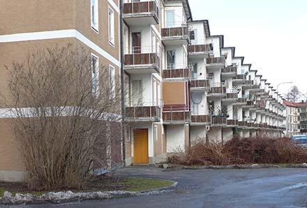 Snyggt hus i Hökarängen 2