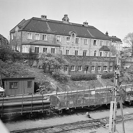 Stationshuset Liljeholmen