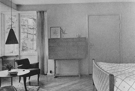 Villa Ranängen - sovrum
