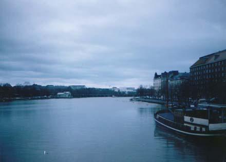 Floden i Helsinki