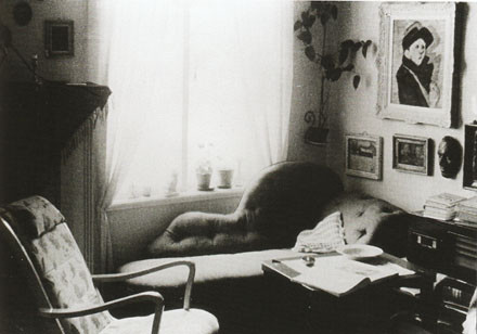 Hanssons rum i Fredrika