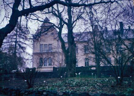 Hus i Helsinki