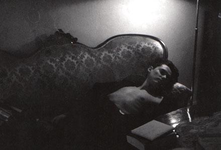 I soffan död