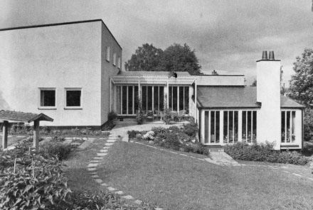 Jönköpingsvilla av Lennart Tham