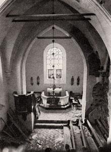 Kapellet på bogesund
