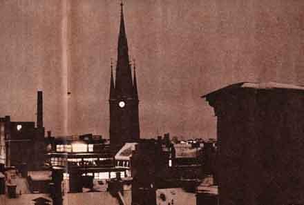 Klaras kvinnor fotade av Lennart Edling