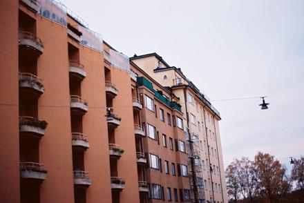 Kollektivhuset vid John Ericssongatan