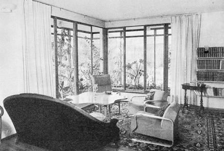 Mogens Mogensens villa i Hågaborg