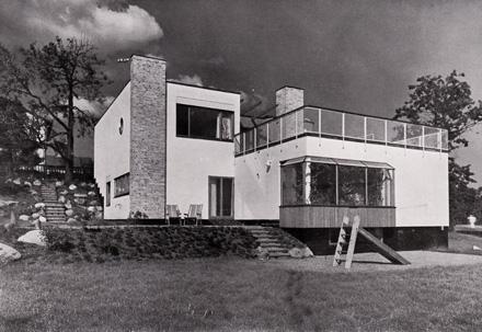 Myrdals villa