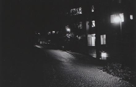 Natt på Gärdet
