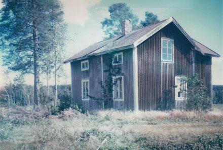 Ödehus i Västerbotten